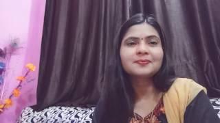 Hindi kavita : ab ladai khud se he khud ko paane ki