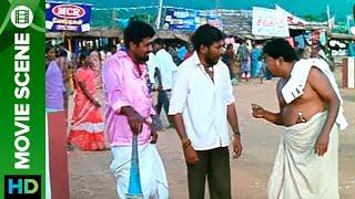 Drunk Mayil Swamy | Movie Scene | Mayandi Kudumbathar