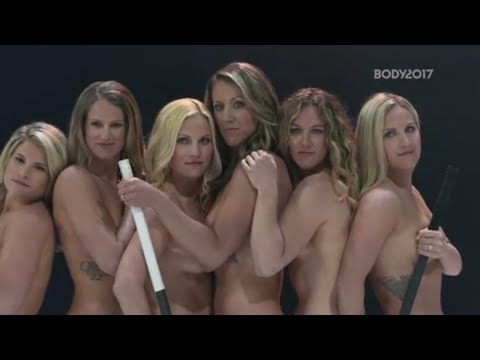 Xxx Mp4 US Women39s National Hockey Team Won39t Be Underestimated In The 2017 Body Issue ESPN 3gp Sex