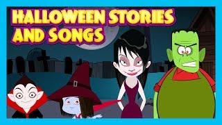 HALLOWEEN STORIES AND SONGS - Halloween 2017 || HALLOWEEN CELEBRATION FOR KIDS - KIDS HALLOWEEN