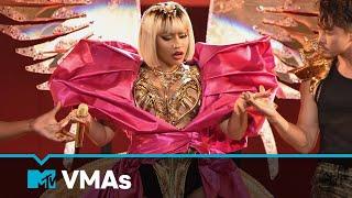 "Nicki Minaj Performs ""Majesty,"" ""Barbie Dreams,"" ""Ganja Burn,"" ""FeFe"" MTV VMAs | Live Performance"