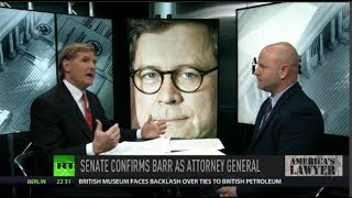 Cause For Concern Over Attorney General William Barr