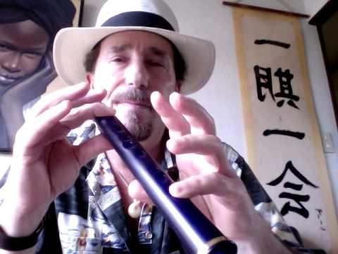 Xaphoon Saxo de Poche Demo Leçon 1 en Français Faire du Bruit