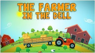 Farmer In The Dell   Nursery Rhymes   Cartoons Central