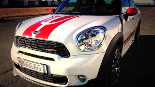 Mini Countryman JCW - Martin Pretorious - Digital Car World