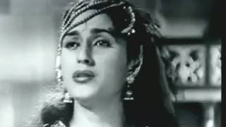 Aaja Ab To Aaja - Bina Rai, Lata Mangeshkar, Anarkali Song