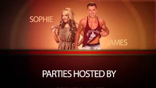 iHeart Geordie Shore - Party in Paradise - BALI