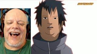 "REACTION VIDEO | ""Nardo Shippuden Z ep. 1"" - Bobby Hill Sasuke Is AWESOME!"