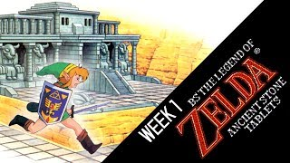 BS The Legend of Zelda: Ancient Stone Tablets - Week 1 (English Dubbed)