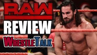 BIG WWE Star Return! Seth Rollins REMOVED From Royal Rumble Match! | WWE Raw, Jan. 23, 2017 Review