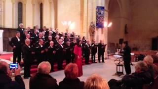 Ave Maria - CACCINI (CHHP et Véronique LEBAUD)