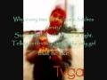 Tyga-Moving Too Fast Lyrics On Screen!!