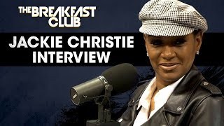 Jackie Christie On Everything Basketball Wives, Loving Her Daughter Despite Rumors & More