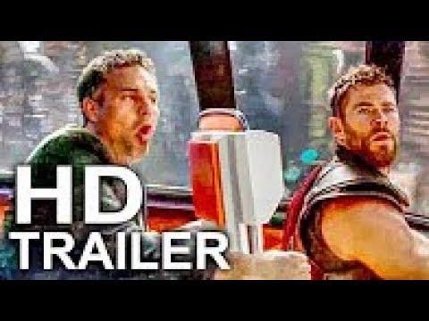 THOR RAGNAROK Greatest Team Trailer NEW (2017) Superhero Movie HD
