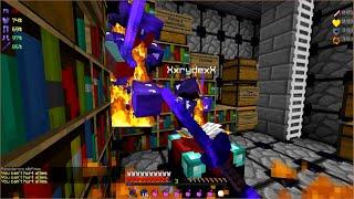 Minecraft Factions: ObsiFight #20 - PILLAGE EN P4 OBSIDIUM + MEGA PVP !