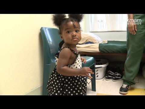 I'm Raising My Baby in Prison - Anael's Story - Part 2 - Moms Behind Bars - Episode 2