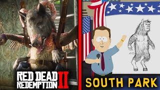 Top 10 Red Dead Redemption 2 Easter Eggs YOU DIDNT KNOW EXISTED!