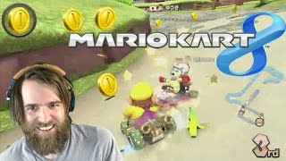 The Coins... THE COINS!! | Mario Kart 8 Online [#04]