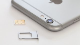 iPhone 6 / 6S PLUS HOW TO: Insert / Remove a SIM Card