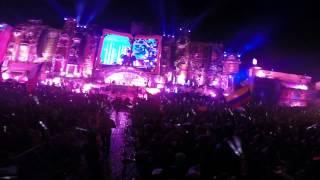 hardwell LIVE at Tomorrowland Brasil 2015