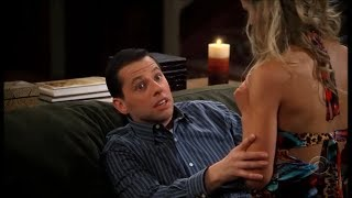 Two and a Half Men - Alan with a Hooker [HD]