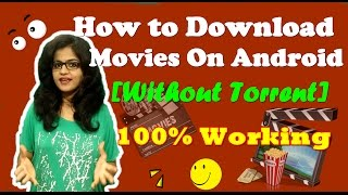 How to Download Free Movies For Android Without Torrent 2017 [Hind/Urdui]