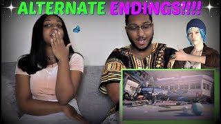 Life is Strange Episode 5 ALTERNATE ENDING (Sacrificing The Bay) REACTION!!!