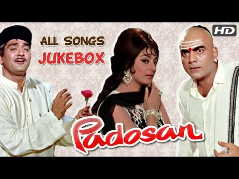 Padosan All Songs Jukebox (HD) | Sunil Dutt | Saira Banu | Mehmood | Classic Bollywood Hit Songs