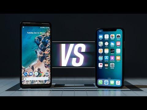 Xxx Mp4 IPhone X Vs Pixel 2 XL We Re All Wrong 3gp Sex