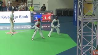 بطوله كاس العالم للتايكوندو كوريا 2017