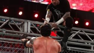 Raw: Randy Orton vs. Sheamus vs. Wade Barrett