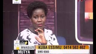 Mwasuze Mutya ne Grace Nakimera