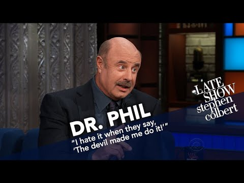 Dr. Phil Discusses Harvey Weinstein Sex Addiction