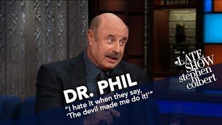 Dr. Phil Discusses Harvey Weinstein, Sex Addiction