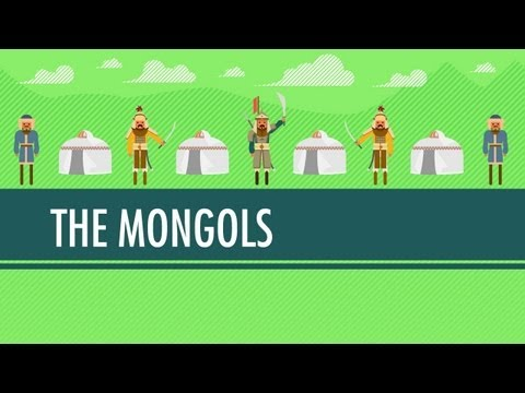 Wait For It The Mongols Crash Course World History 17