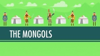 Wait For It...The Mongols!: Crash Course World History #17
