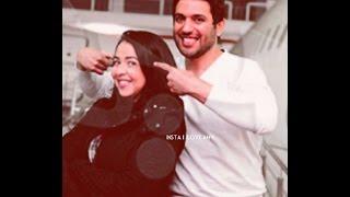 اسباب وراء زفاف ايمى سمير غانم وحسن الرداد فى الجونه