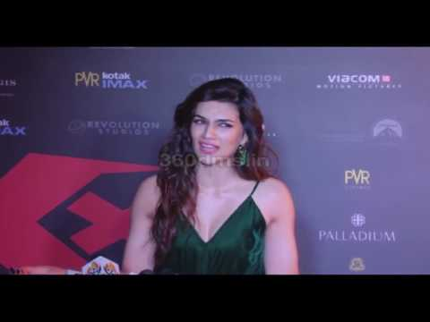 Xxx Mp4 Raabta Actress Kriti Sanon Deepika Vin Diesel XXX Trailer Look Amazing And Deepika Look Hot 3gp Sex