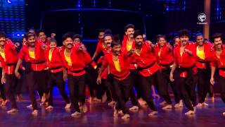 V COMPANY   TRIBUTE TO ANIL KAPOOR   WINNERS OF DANCE PLUS