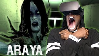 HORRIFYING VR EXPERIENCE IN A THAI HOSPITAL || ARAYA CHAPTER 1 Oculus Rift