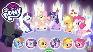My Little Pony: Harmony Quest #40 | Pick your favorite Ponies and play! By Budge Studios