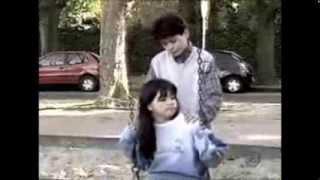 Chiquititas - Renato bate na Bel