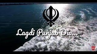 Lahore    Guru Randhava    Lyrical Best Status    Journey To Reality
