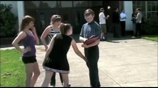 Melvin (2009) Behind the Scenes - Crotch Grab