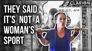 World Powerlifting Champion - Muslim Woman With a Message