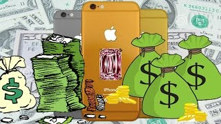 Top 10 Most Expensive Mobile Phones in the World - 2017 [HD]