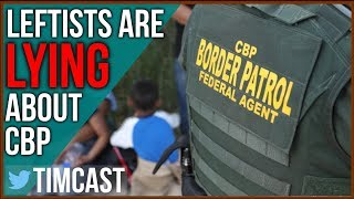 Leftists LIE About CBP Officers Who Tried To Save Little Girl