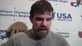Patrick Smith, U.S. Senior Greco-Roman Nationals champion at 71 kg