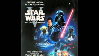 Star Wars Episode V : The Empire Strikes Back End Credits.
