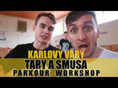 TARY A SMUSA PARKOUR WORKSHOP | KARLOVY VARY